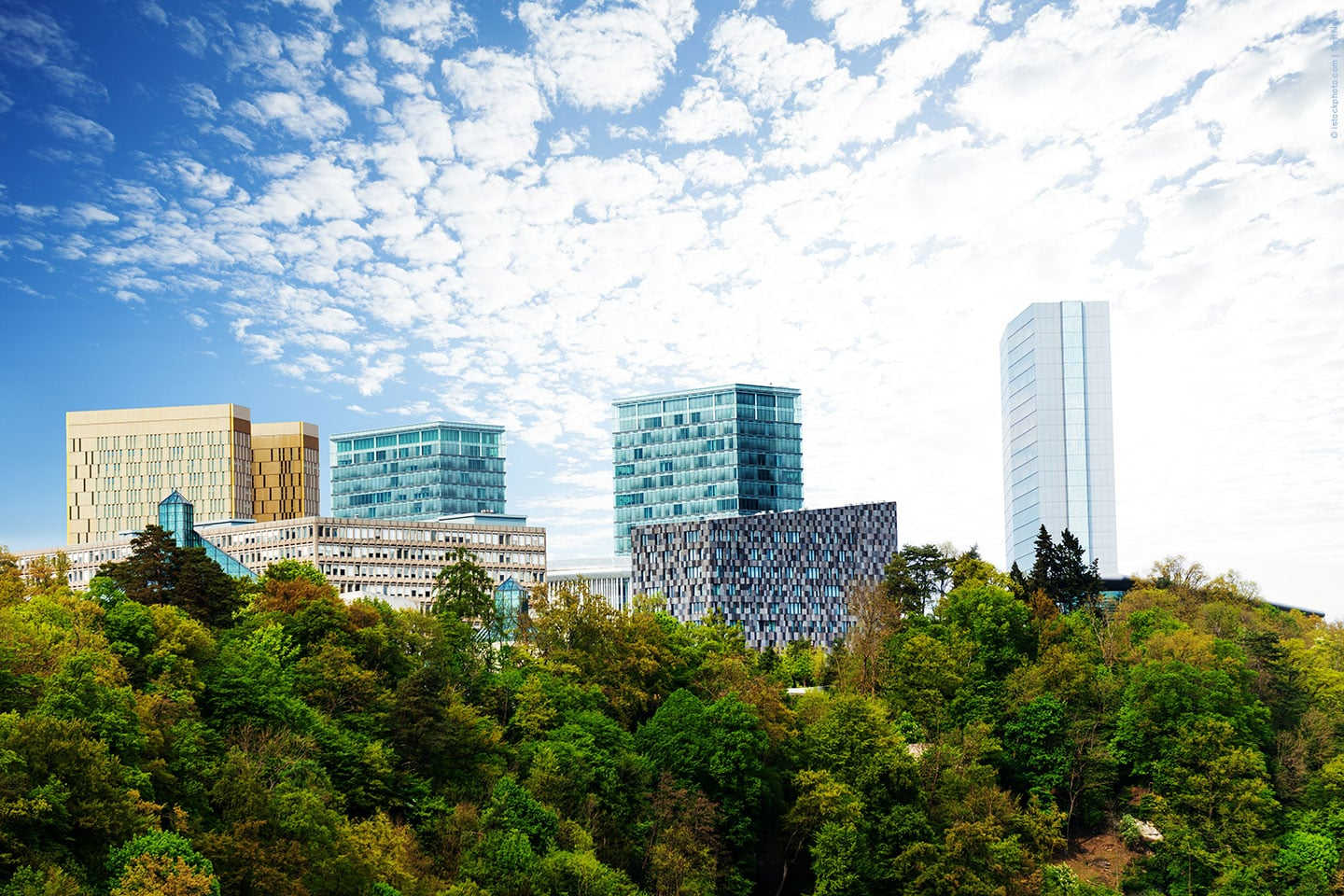 Luxembourg Business District