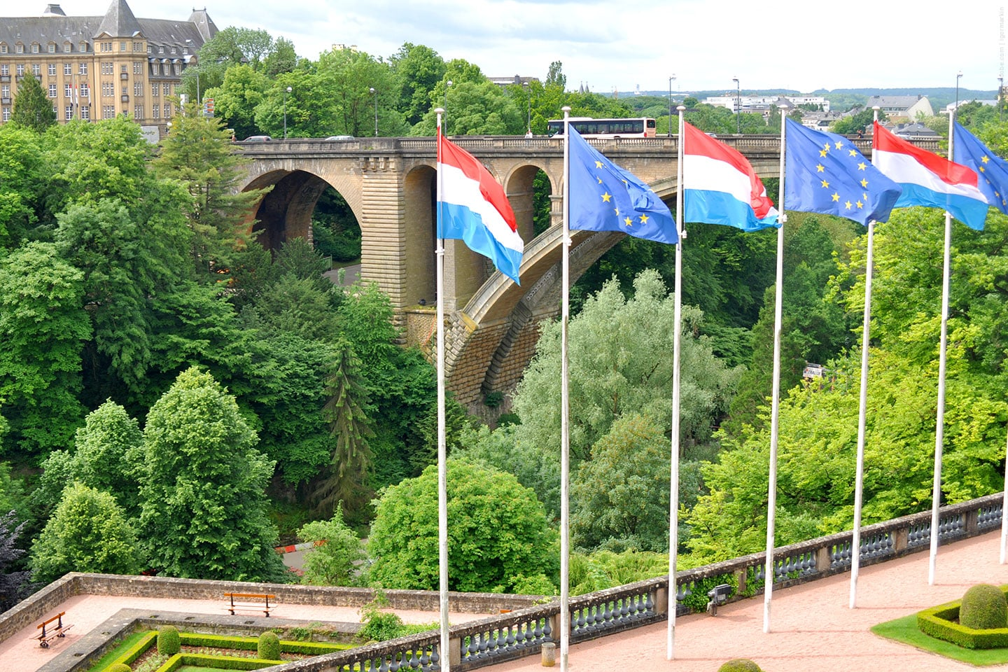 Luxembourg and Europe