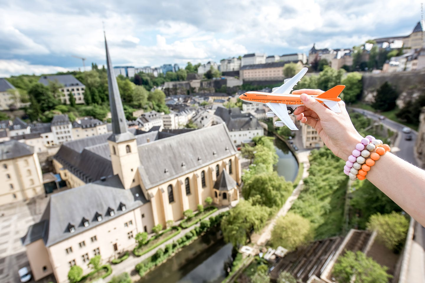 Relocation to Luxembourg